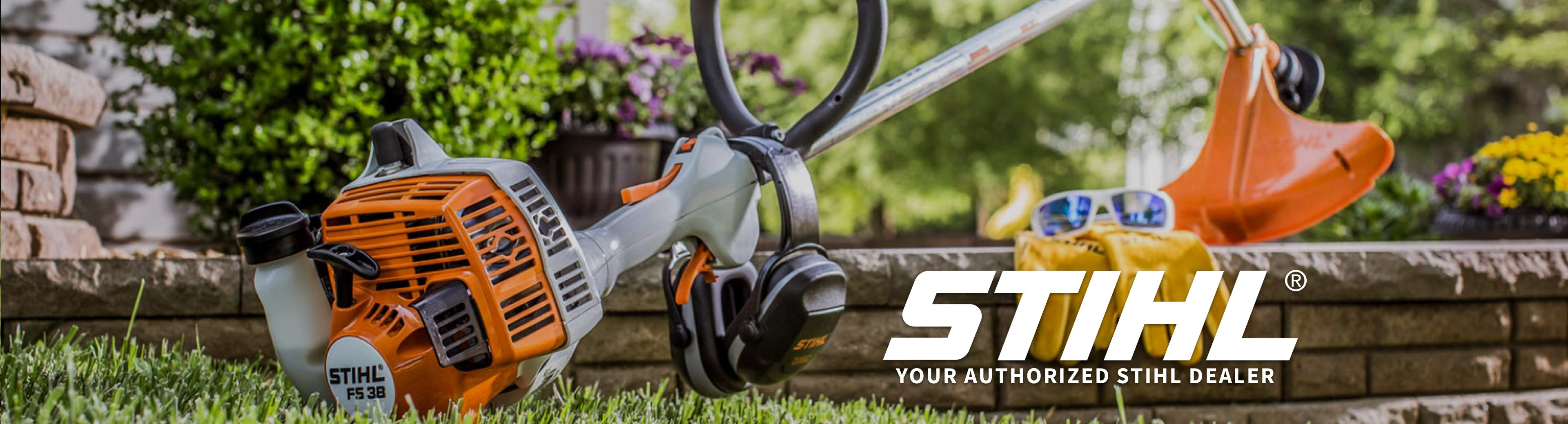 Stihl Power Trimmer - Your Authorized Stihl Dealer