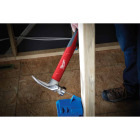 Milwaukee 19 Oz. Smooth-Face Framing Hammer with Poly/Fiberglass Handle Image 3